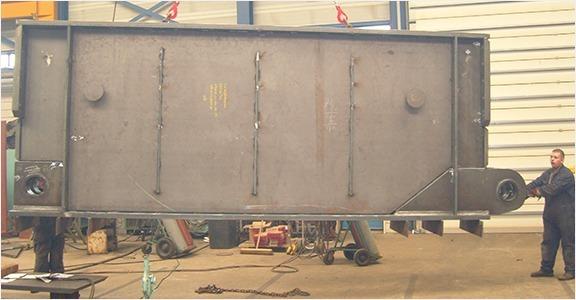 scheepswerf-matena-papendrecht-constuctie-Compleet-nieuw-Kraanconstructie